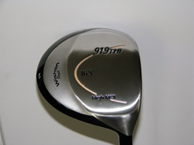Tom Wishon 919THI 4-wood, bottom