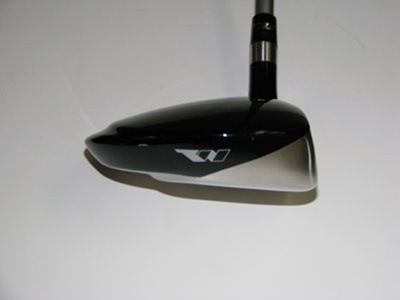 Tom Wishon 919THI 4-wood, side